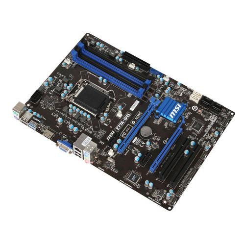MSI Z77A-G41 Series Desktop Motherboard