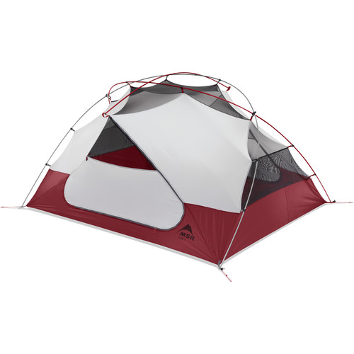 MSR Nook Backcountry 2-Person Tent (Gray)