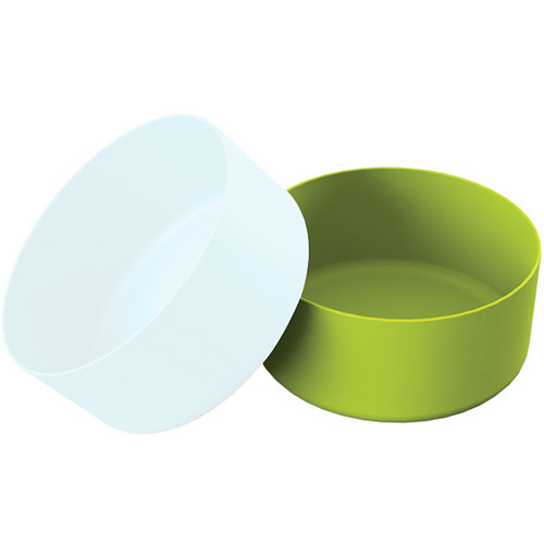 MSR Deep Dish Plate (Green, Medium)
