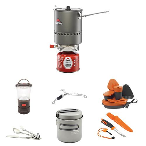 MSR MSR Reactor Stove Camp Cooking Kit