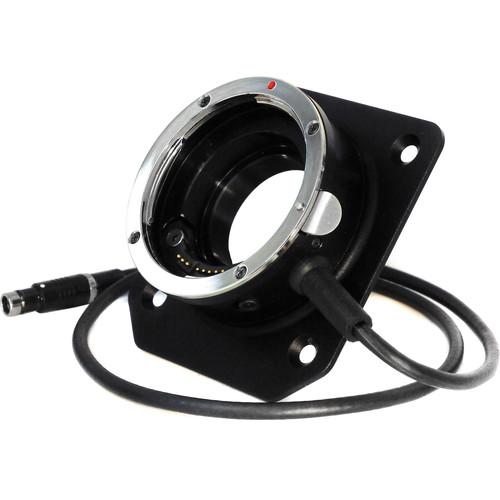 MTF Services Ltd MTF EFFECT Canon EF to AJA CION Mount
