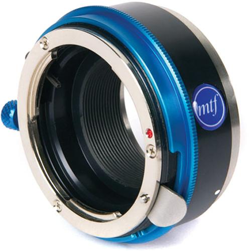 MTF Services Ltd Nikon G to Canon EOS-M Adapter