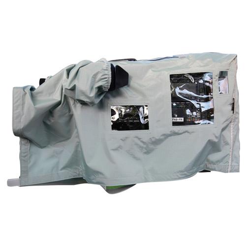 MTO / ShooterSlicker ShooterSlicker S1 ENG/EFP Camera Cover (Silver Gray)