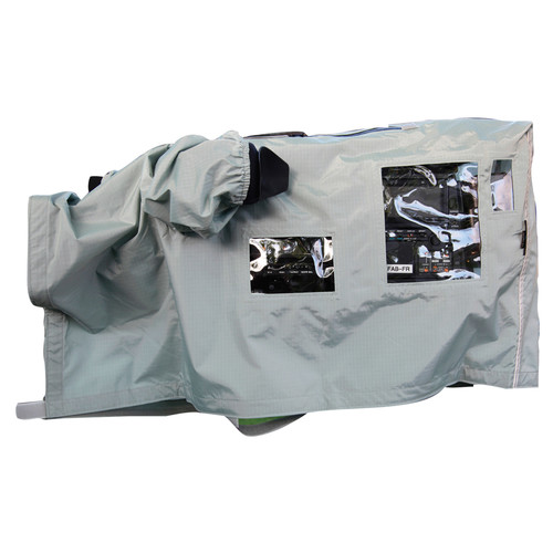 MTO / ShooterSlicker ShooterSlicker S1 ENG/EFP Camera Cover (Slate Gray)