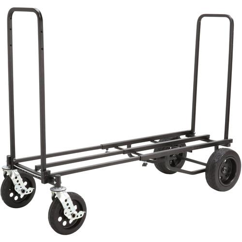 MultiCart RocknRoller R12STEALTH 8-in-1 All-Terrain Equipment Cart