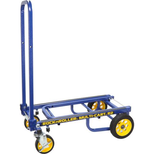 MultiCart 8-in-1 Equipment Transporter R2RT Micro (Blue)