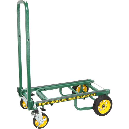 MultiCart 8-in-1 Equipment Transporter R2RT Micro (Green)