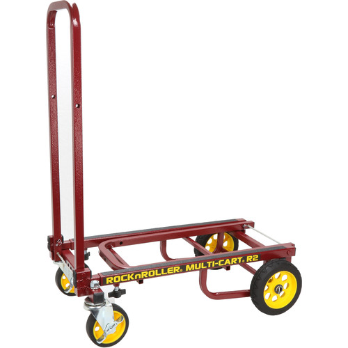 MultiCart 8-in-1 Equipment Transporter R2RT Micro (Red)