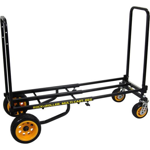 MultiCart R6G 8-in-1 Equipment Transporter