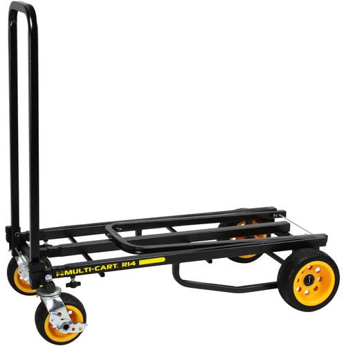 MultiCart R14G 8-In-1 Convertible Equipment Transporter