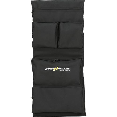 MultiCart Large Multi-Pocket Tool Accessory Bag for R8/R10/R12 Multi-Cart (Black, Medium)