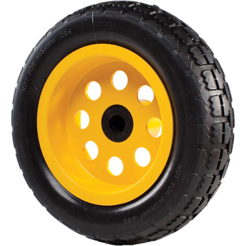 """MultiCart 10x3"""" R-Trac Wheel for R10 and R12 (2 Pack)"""