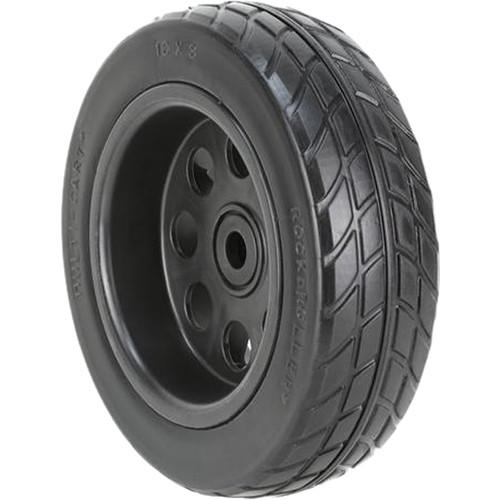 "MultiCart Stealth R-Trac Rear Wheel with Offset Hub for R10/R11G/R12/R18 (10 x 3"", 2 Pack)"