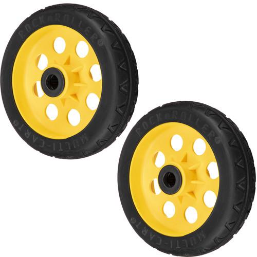 "MultiCart 8x2"" R-Trac Caster Wheel (2-Pack)"
