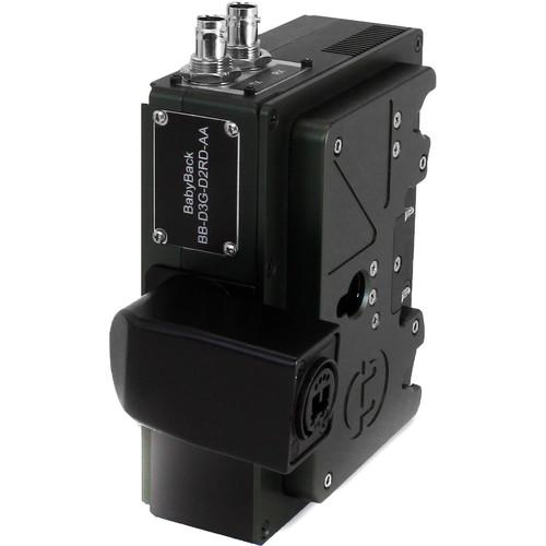 MultiDyne Babyback Dual 3G-SDI Video Camera Back Transmitter