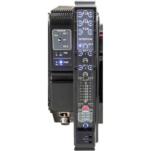 MultiDyne Silverback 4K5 Fiber Optic System for 4K Quad Link 3G Camcorders