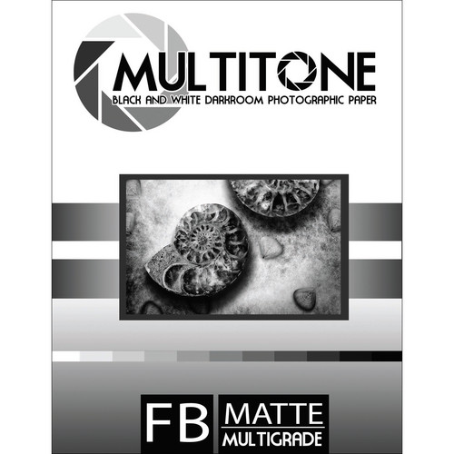 "MultiTone Matte MultiFiber Variable Contrast Paper (11x14"", 50-Pack)"