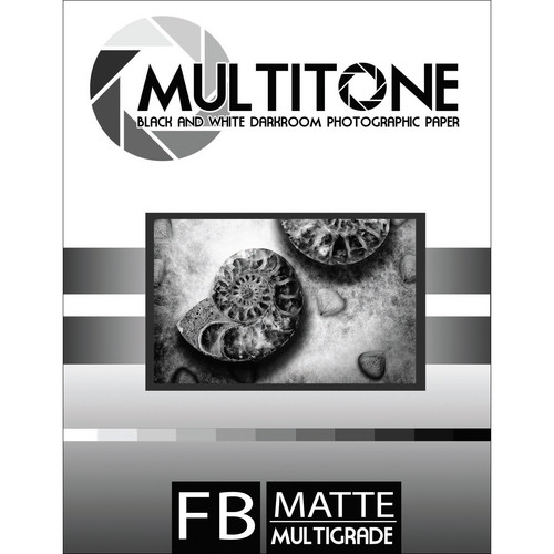 "MultiTone Matte MultiFiber Variable Contrast Paper (16x20"", 10-Pack)"