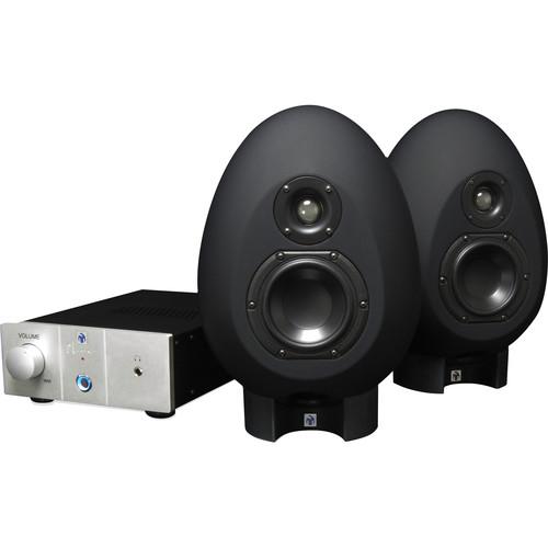 Munro Sonic EGG100 Monitoring System (Black)