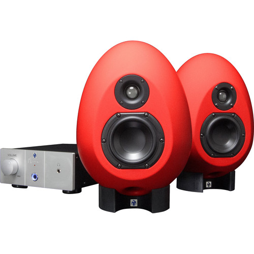 Munro Sonic EGG100 Monitoring System (Red)
