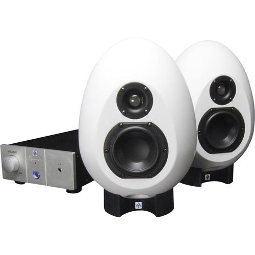 Munro Sonic EGG100 Monitoring System (White)