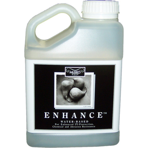 Museo Enhance Clear Coat (Matte, 1 Gallon, 4-Pack)