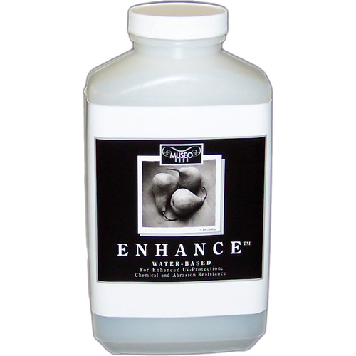 Museo Enhance Clear Coat (Satin, 1 Quart, 6-Pack)