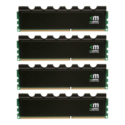 Mushkin Blackline 32GB (4 x 8GB) DDR3 1600 MHz (PC3-12800) UDIMM Memory Kit