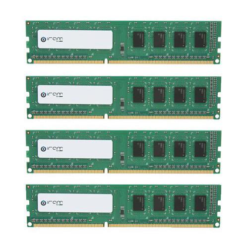 Mushkin 32 GB iRAM DDR3 1333 MHz DIMM Memory Kit (4 x 8GB, Mac)
