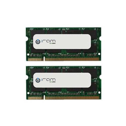 Mushkin 8GB iRAM DDR3 1333 MHz SO-DIMM Memory Kit (2 x 4GB, Mac)