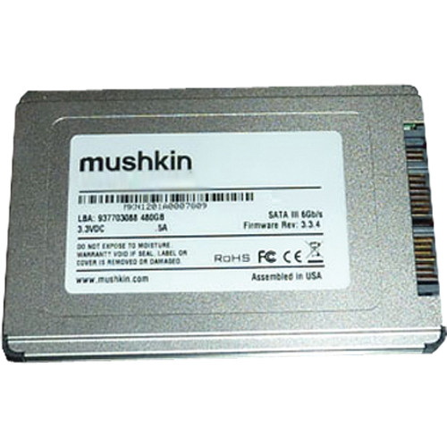 Mushkin Chronos GO Deluxe 480GB Solid State Drive