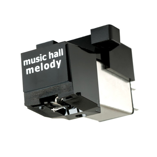 Music Hall Melody Cartridge With a Low-Mass Aluminum Cantilever