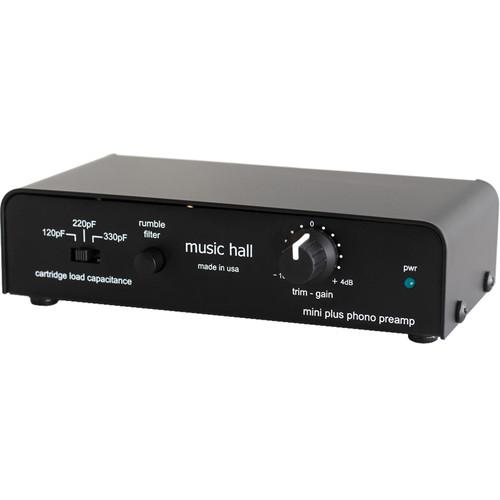 Music Hall Mini Plus Phono Amp