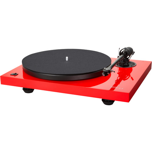 Music Hall mmf-2.3 Turntable (Limited Edition,Ferrari Red)