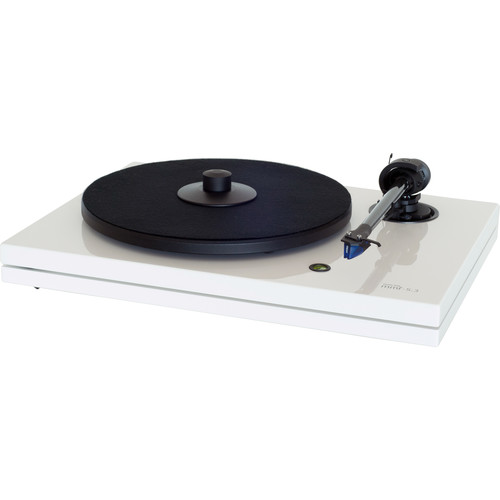 Music Hall MMF-5.3WH Turntable (White)
