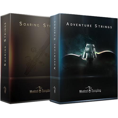 Musical Sampling Soaring Adventure Bundle - Strings Libraries (Download)