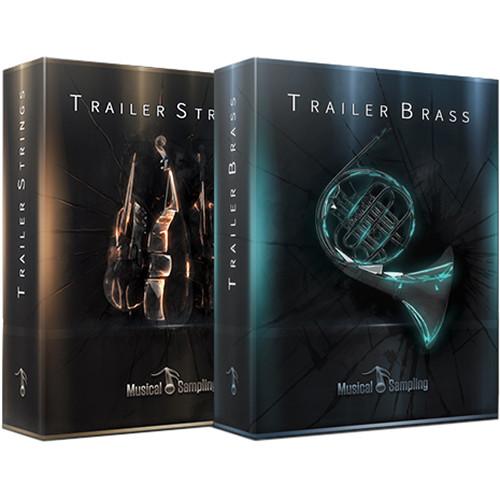 Musical Sampling Trailer Bundle - Strings and Brass Libraries (Download)