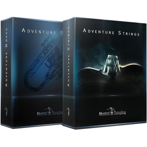 Musical Sampling Adventure Bundle - Strings and Brass Libraries (Download)