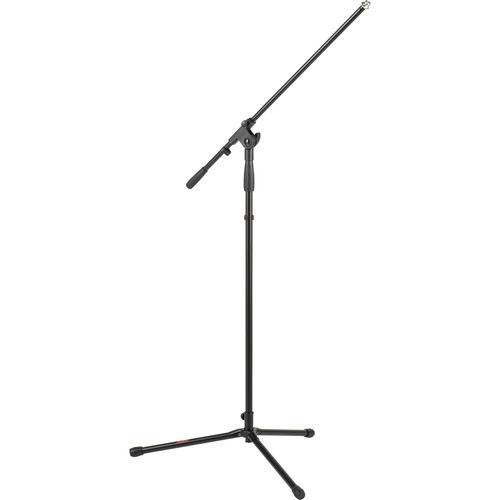 Musicians Value Tripod Mic Stand with Fixed Boom