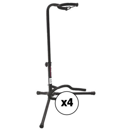 Musicians Value Tripod Guitar Stand Kit (Set of 4)