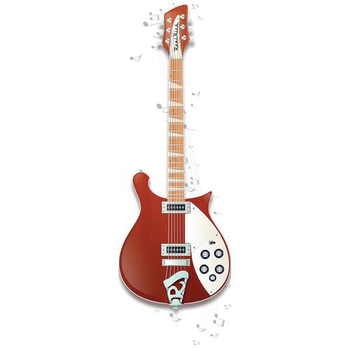 MusicLab RealRick - Rickenbacker Guitar Virtual Instrument VST/AU (Download)