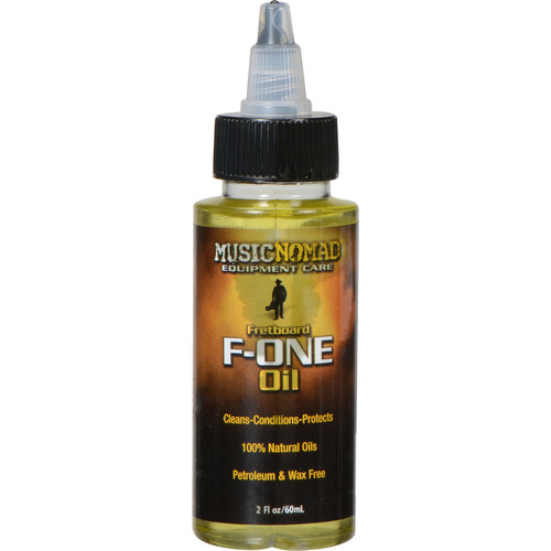 MUSICNOMAD MN105 Fretboard F-ONE Oil, Cleaner and Conditioner