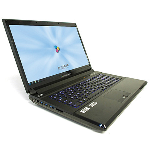 "MusicXPC M Series 15.6"" Professional M9 Music Production Laptop"