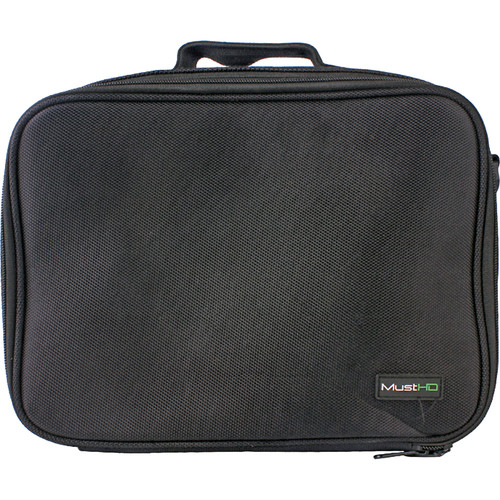 "MustHD MC01 Lightweight Carry Bag for 5.6"" and 7"" MustHD On-Camera Field Monitors"