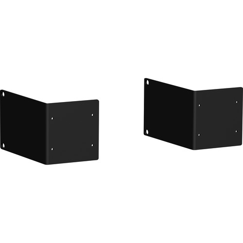 """Mutec MW-07/19 19"""" Mounting Brackets for One Empyreal Class Unit"""