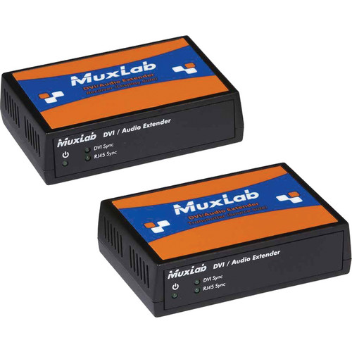 MuxLab DVI & Audio Extender Kit