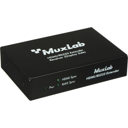 MuxLab HDMI / RS-232 Receiver