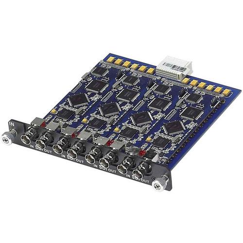MuxLab 4-Channel 3G SDI Input Card for Multimedia 16 x 16 Matrix Switch