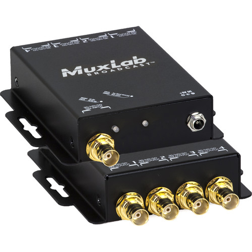MuxLab 1x4 3G/HD/SD-SDI Full HD Splitter