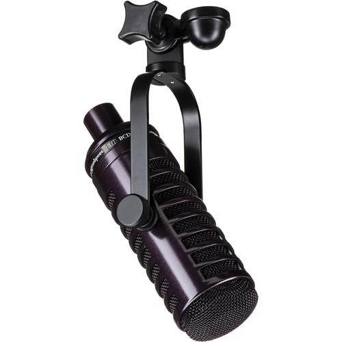 MXL BCD-1 Live Broadcast Dynamic Microphone (Midnight Purple)
